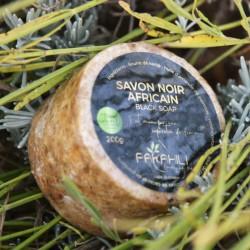 Savon noir du Ghana/Black soap